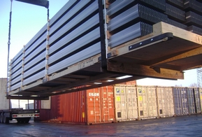 Container Freight Station